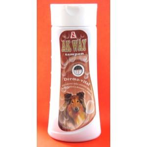 Šampon AK s Derma-vital 250ml - DOPRODEJ