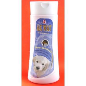 Šampon AK vitamínový pro štěňata 250ml - DOPRODEJ