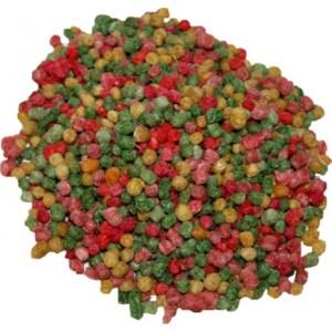 RED-Koi, multivit pelety pro vybarvení KOI/GOLDFISH sáček 1l - DOPRODEJ