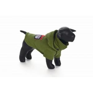 Obleček Star s kapucí zelený 34cm - DOPRODEJ