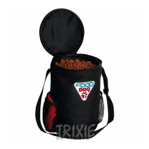 Cestovní sada - miska 1,8 l + nylon.zásobník na 1,5kg krmiva