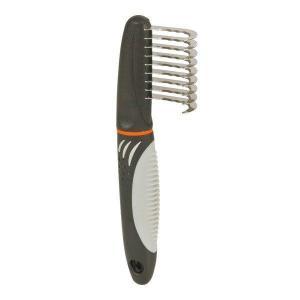 Prořezávač, zahnuté zuby s protiskluz.rukojetí 19 cm/5,5cm