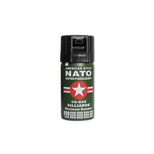 Obranný slzný sprej NATO 40 ml - DOPRODEJ