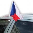 Česká vlajka na auto
