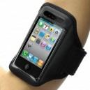 Fitness pouzdro na iPhone 5 - černé